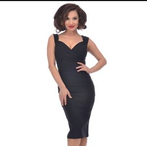 Rocksteady diva wiggle dress